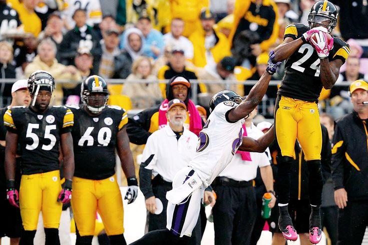Ike Taylor Photos | Ike Taylor - NFL: Month 1 Rundown in Photos - ESPN