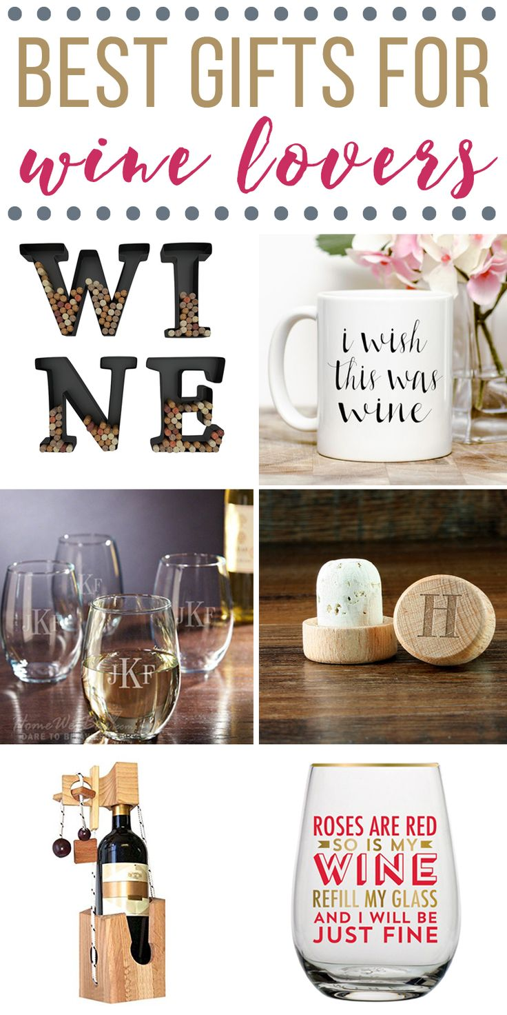 Best 25+ Christmas gifts for wine lovers ideas on Pinterest | Wine ...