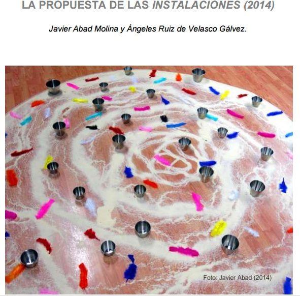 PDF LA PROPUESTA DE LAS INSTALACIONES (2014) Javier Abad Molina y Ángeles Ruiz de Velasco Gálvez.