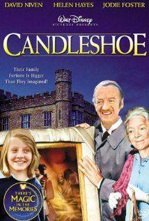Walt Disney~Candleshoe~LoveWalt Disney, Candleshoe Dvd, Jodie Foster, Families Movie, Helen Hay, Favorite Movie, David Niven, Candleshoe 1977, Disney Movie
