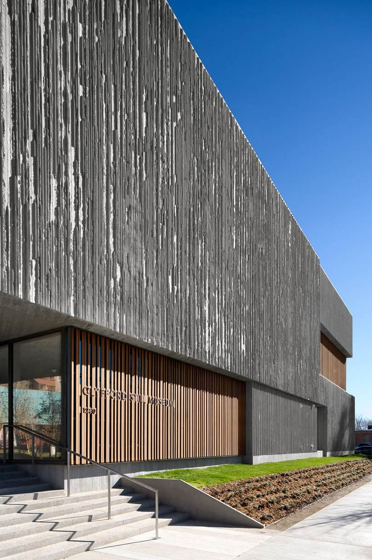 allied works architecture: clyfford still museum