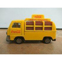 Antiguo Auto Colección Reparto Coca Cola Similar Hot Wheels