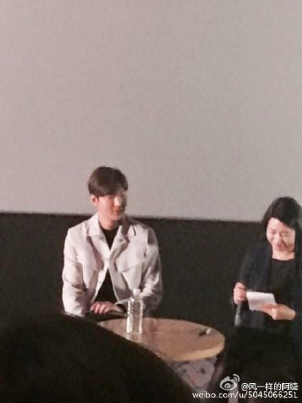 "Lee Min Ho - ""Gangnam Blues"" Premium Screening Special Fan Meeting - 31.01.2015"