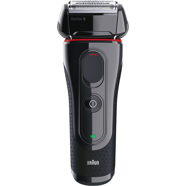 Personal Edge : Braun 5030S Series 5 MotionTec Rechargeable Shaver