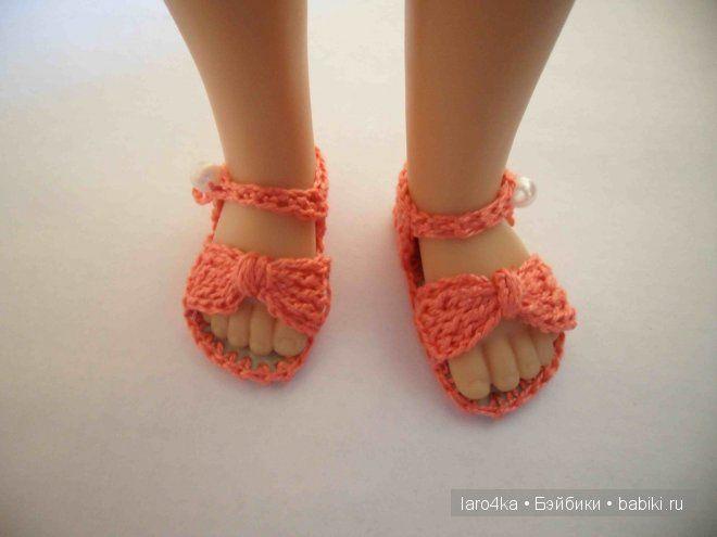Всем Привет! Скоро лето и нашим девочкам нужны сандалики. Выношу на ваш суд, что я тут на досуге сотворила. Нам