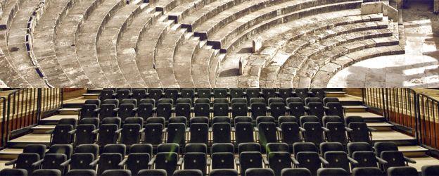 Evolution Of Auditorium Seating