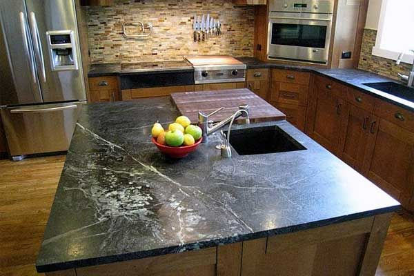How Expensive Is Soapstone Countertops : Best laminate kitchen worktops ideas on pinterest