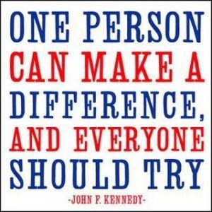 differenceJohn Kennedy, Quotes, John F Kennedy, Red White Blue, Volunteers, Jfk, Make A Difference, Inspiration People, Memories Day