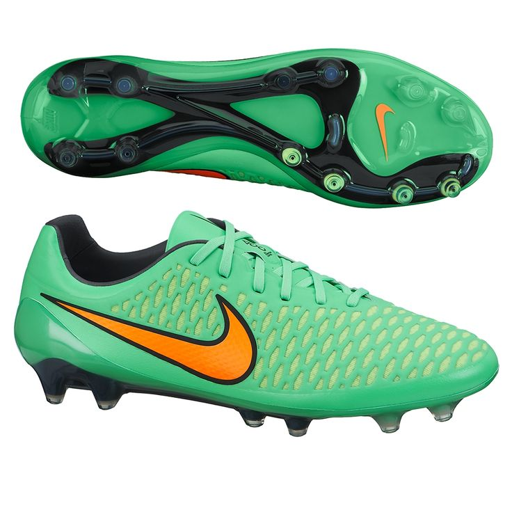 Control the ball and control the game with the Nike Magista Opus FG Soccer  Cleats (