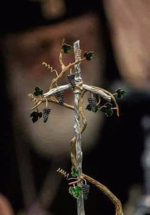 стандартной крест святой нины картинки есть кайф