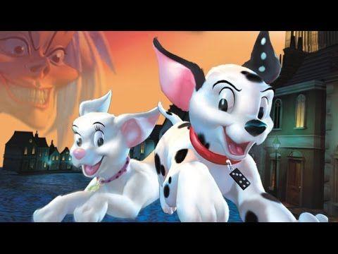 102 Dalmatas cachorros al rescate Pelicula Completa Español - Juego Infantil (PSX) - YouTube