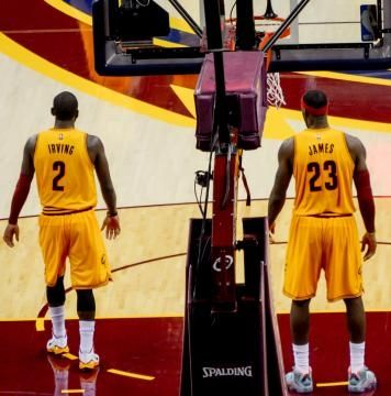 LeBron James, Kyrie Irving and the Cavs rest as the 2016 NBA Playoffs continue
