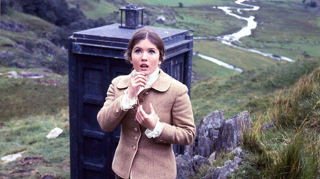 Deborah Watling (1948 – 2017) as Victoria 2nd Doctor companion