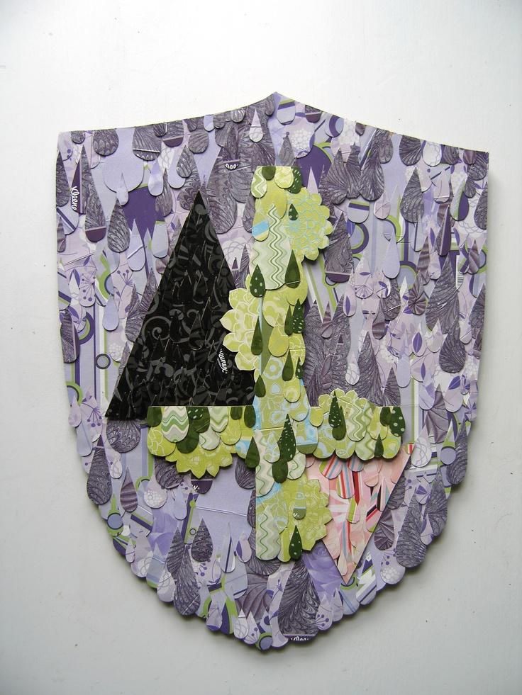 Kleen-Hex 4 - Stephanie Cormier: Cormier Art, Stephanie Cormier
