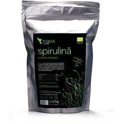 Spirulina Pulbere Ecologica/Bio 125gr