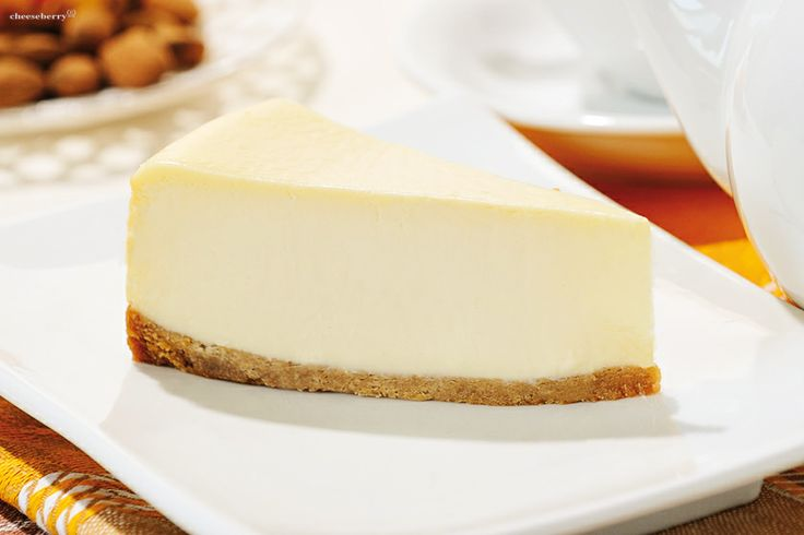 New-York Cheesecake  New York Cheesecake is a hit of cheesecakes and perfect completion of any celebratory dinner. Despite the seeming simplicity and plainness, this dessert is firmly holding the palm of popularity among consumers.