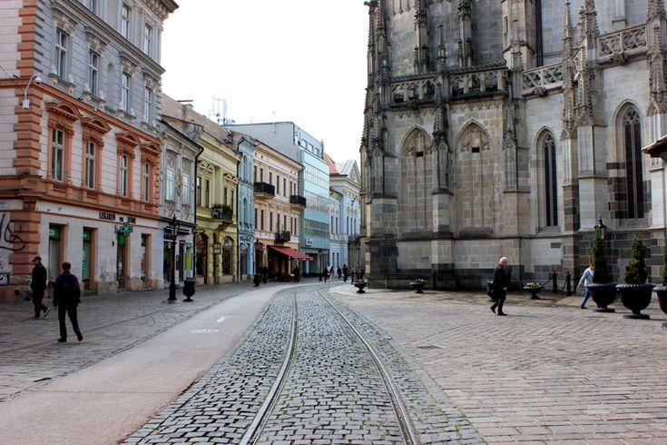 Odkrywamy wschodnią Słowację - sprawdź, jakie ciekawe miejsca i atrakcje mają do zaoferowania Koszyce. TOP 10 rzeczy, które trzeba zrobić w Koszycach.