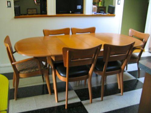 Jan 2016 , Best Offer Accepted Heywood Wakefield. WakefieldDining SetDining  TablesModernism