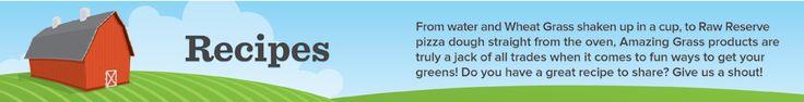 Amazing Grass Green drink