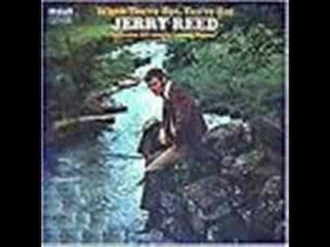 """Jerry Reed """"When You're Hot You're hot"""" (+playlist)...this is so funny!"""