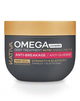 Антистрессовая маска для поврежденных волос, Omega Complex, Kativa от Kativa за 799 руб!