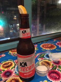 昨夜は久々に友人とメキシカン  もっとメキシカンが食べれる場所が福岡にあればいいなと思う今日この頃  海外のビールってなんでいい感じに見えてしまうのか  #メキシカン #フード #ビール #福岡市 #タコス #ブリトー