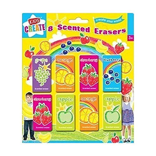 8 Childrens Kids Fruit Scented Rubbers Erasers Ideal Gift or Party Bag Fillers The Home Fusion Company http://www.amazon.co.uk/dp/B007RCCFRU/ref=cm_sw_r_pi_dp_1zH0vb1KDQ9PZ