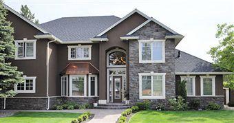 exterior house paint color combinations | Exterior House Color Schemes for House Paint
