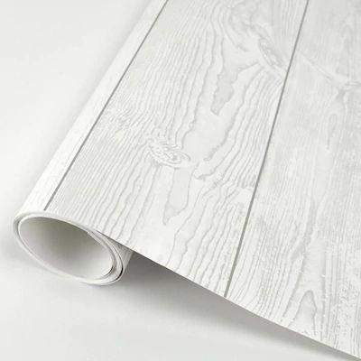 Scott Living 30.75-sq ft White Vinyl Textured Wood 3D Self ...