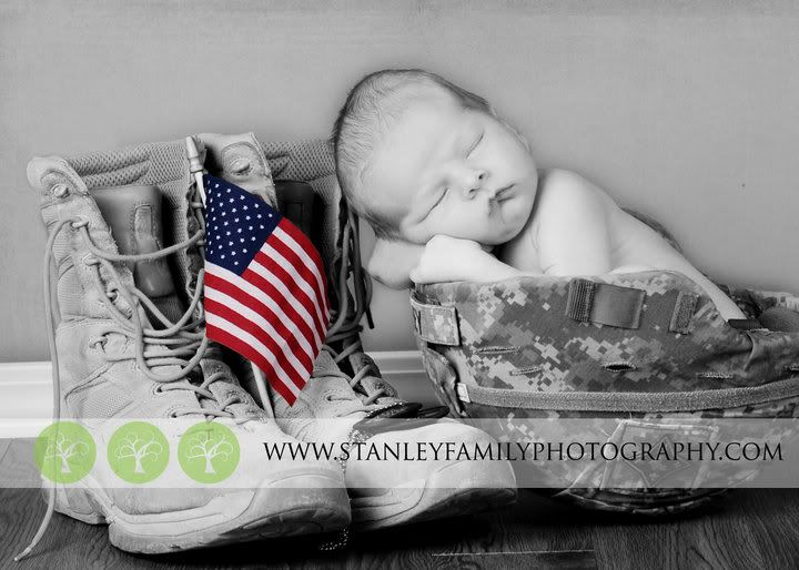 baby newborn pictures military | ... stanleyfamilyphotography.com to book your military mini session today