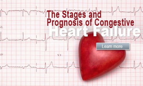 The stages and prognosis of congestive heart failure :  Read more @Gail Regan Truax://ht.ly/sBvDP
