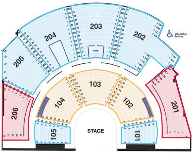 Mystere Cirque Du Soleil Treasure Island Seating Chart In 2020 Treasure Island Treasure Island Las Vegas Island With Seating