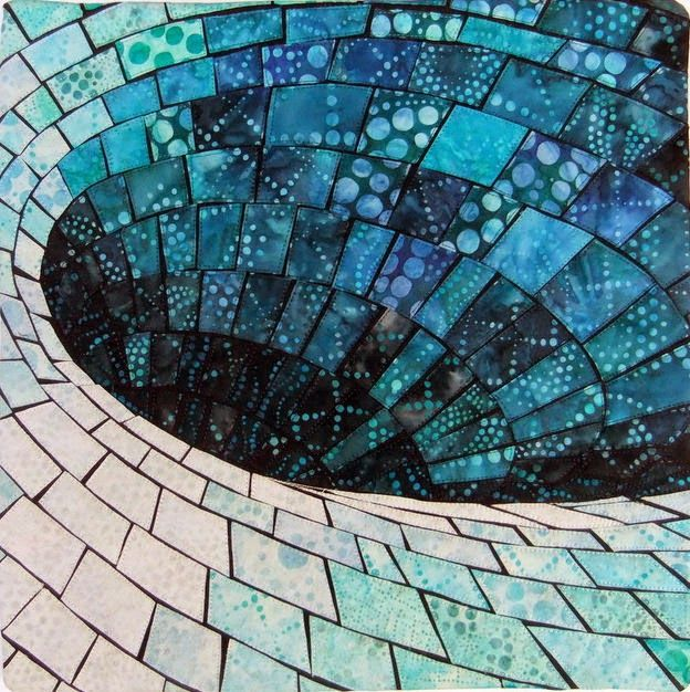 25 Creative Patchwork Tile Ideas Full Of Color And Pattern: Best 25+ 3d Quilts Ideas On Pinterest