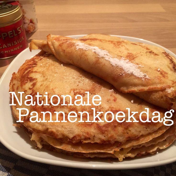 Nationale Pannenkoekdag! Recept voor zelfgemaakte pannenkoekmix