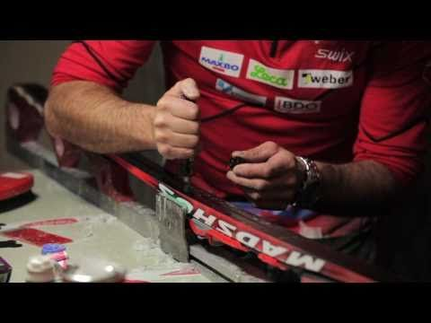 Smørekurs 9: Klister etter glider, og tips for viderekommende - YouTube
