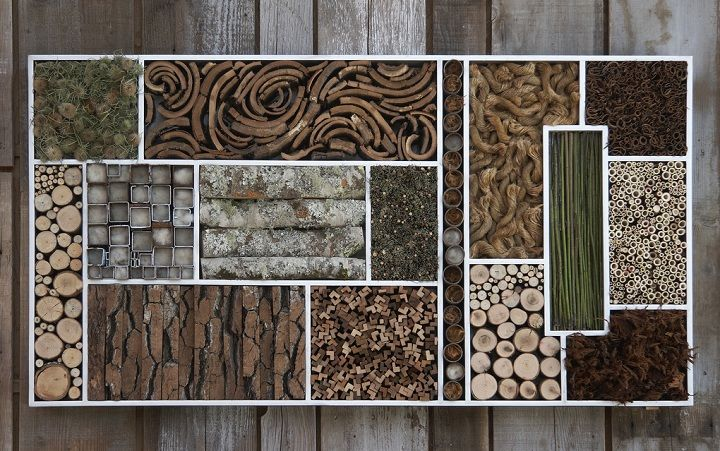 When I stumbled upon my first insect hotel a few years ago, I never knew that there were so many different kinds and looks. I explain the reasoning behind these intriguing insect abodes and I have collected some of my favorite images and resources below. The idea behind the insect hotel is to offer refuge for … Continued