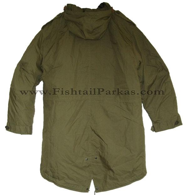 FishtailParkas.com The Classic M-1951 Model Fishtail Parka