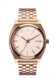Montre Nixon Time Teller All Rose/Gold