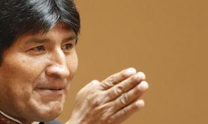 Evo Morales reconoce como legal gobierno de Temer y anuncia regreso de embajador a Brasil - AméricaEconomía.com