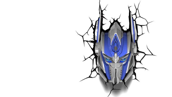 Optimus Prime | 3DlightFX