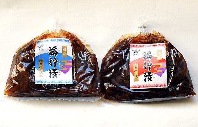 食べると、知らず知らずのうちにお金が貯まってしまう上野「酒悦」の「福神漬」