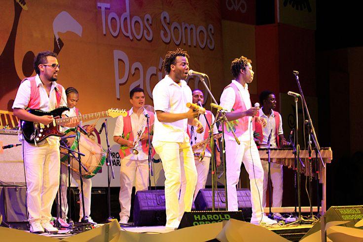 Grupo Herencia de Timbiquí