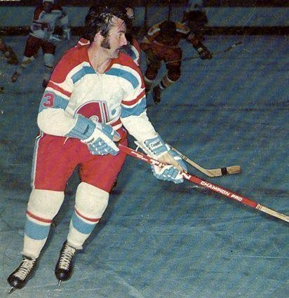 J.C. Tremblay, 1972-73 Quebec Nordiques