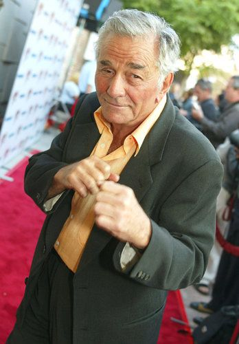 2011-'Columbo' actor Peter Falk died June 23. Falk won four Emmys for his portrayal of the detective sporting his signature overcoat. He also received two Academy Award nominations during his long acting career. Falk was 83.