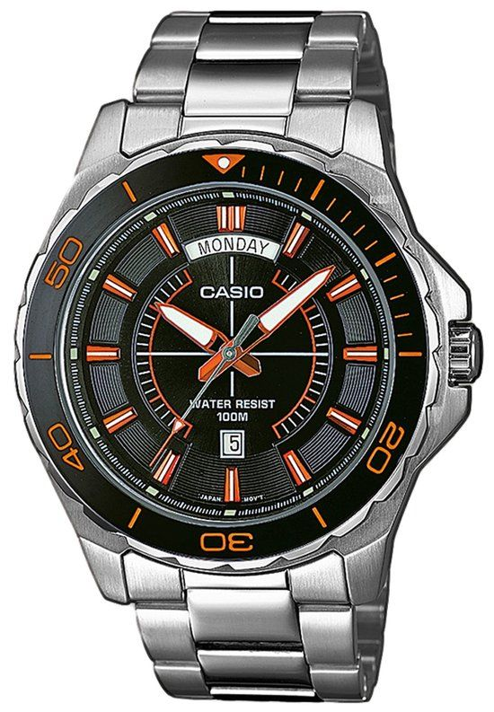 Casio Classic collection - MTD-1076D-1A4VEF - horloge