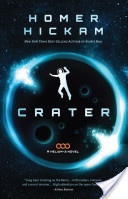 Crater - by Homer Hickam