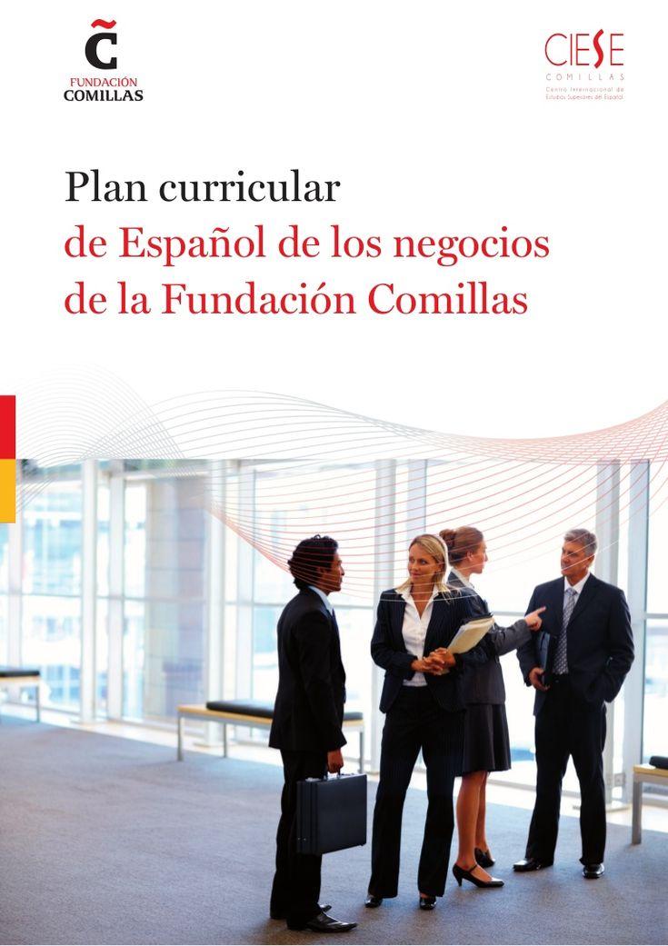 Plan Curricular de Español de Los Negocios