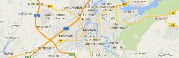 Lübeck seværdigheder | Lübeck Holstentor | Lübeck Puppenbrücke
