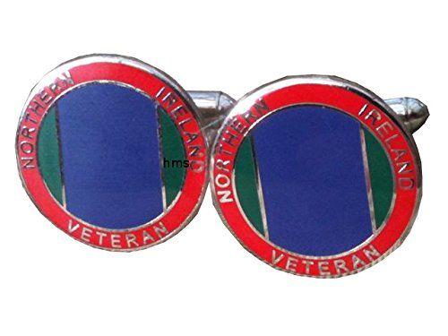 Northern Ireland Veteran Military Cufflinks Hunting and Military Store http://www.amazon.co.uk/dp/B00YC50H9S/ref=cm_sw_r_pi_dp_bfi5vb1EGX7E8