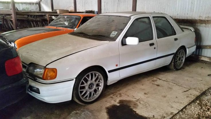 For Sale Ford Sierra Rs Cosworth 2wd 1988 View Ebay